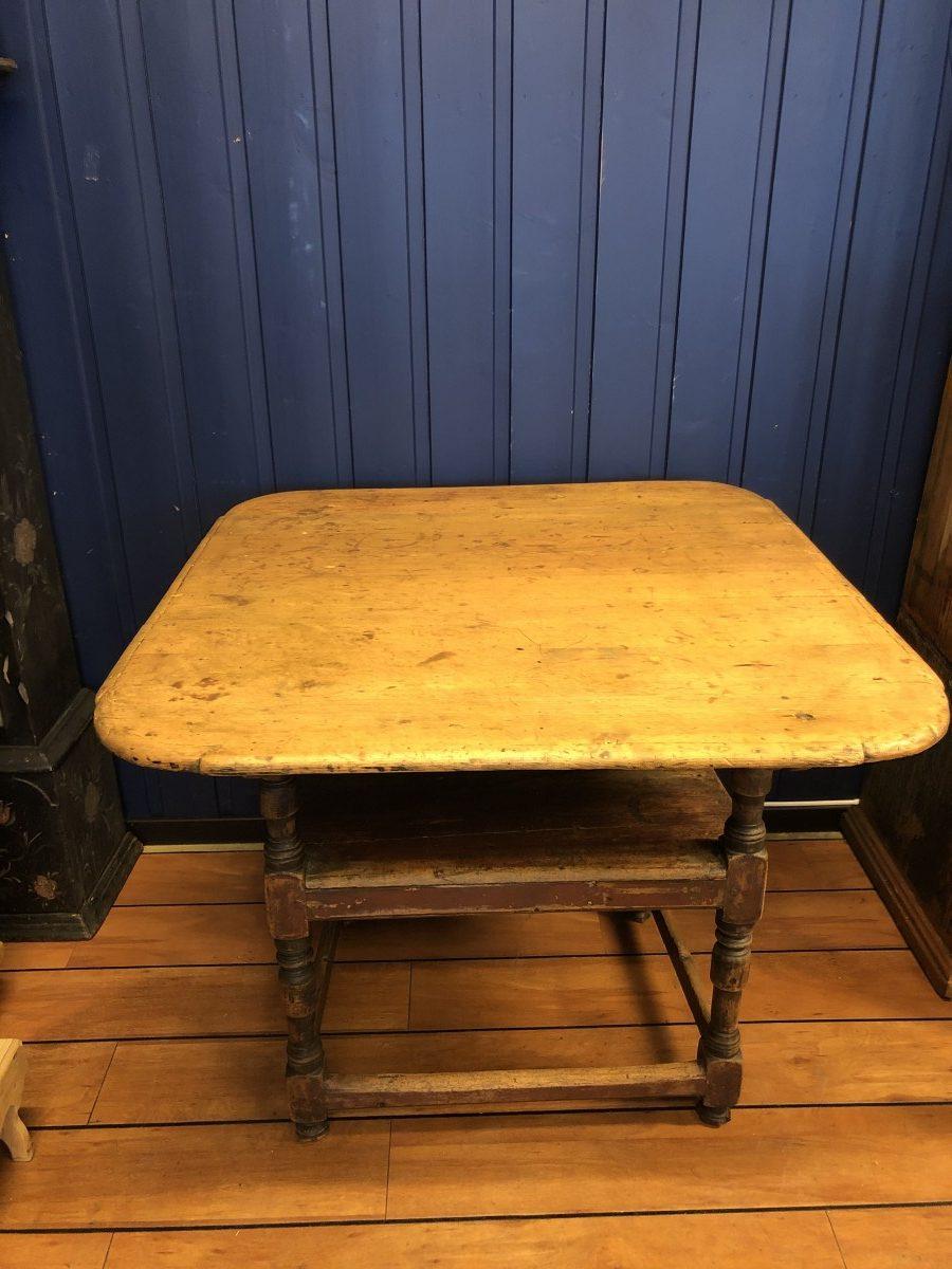 Bord - stol fra Telemark